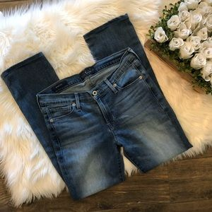 Lucky Brand Light Blue Washed Jeans